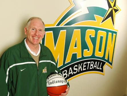 Jim Larranaga (PC '71) will stay at George Mason